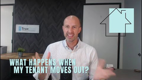 What happens when my tenant moves out??
